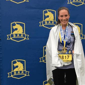 B.A.A. Half Marathon