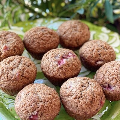Gigi's Raspberry Muffins